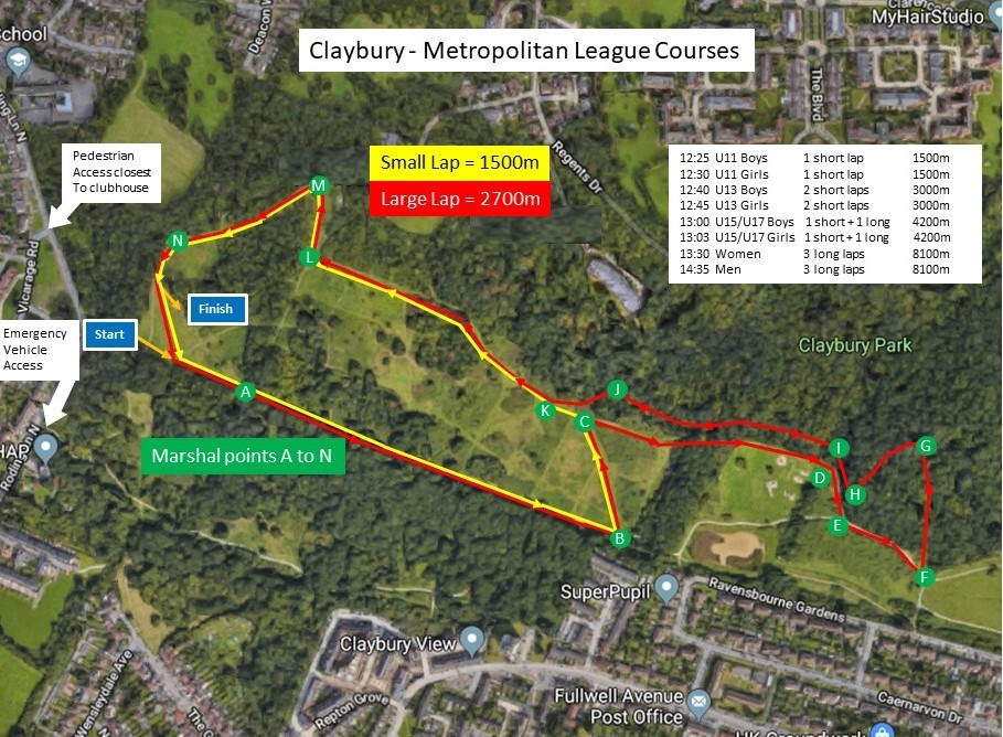Race 1 – Claybury – 12/10/2019