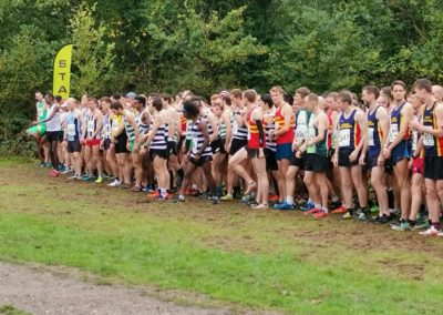 Claybury Race Report – By Alastair Aitken