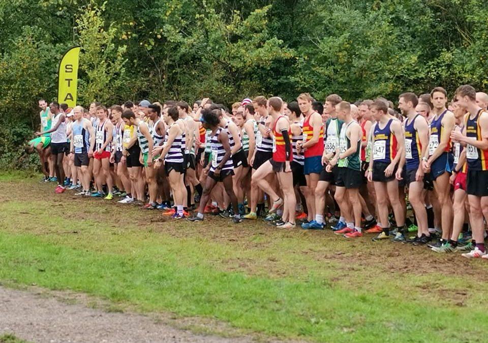 Claybury Race Report – By Alastair Aitken
