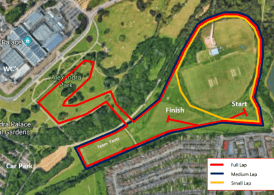 Race 4 – Alexandra Palace – Full details now available