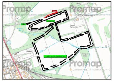 Race 5 – Trent Park – Full details now available